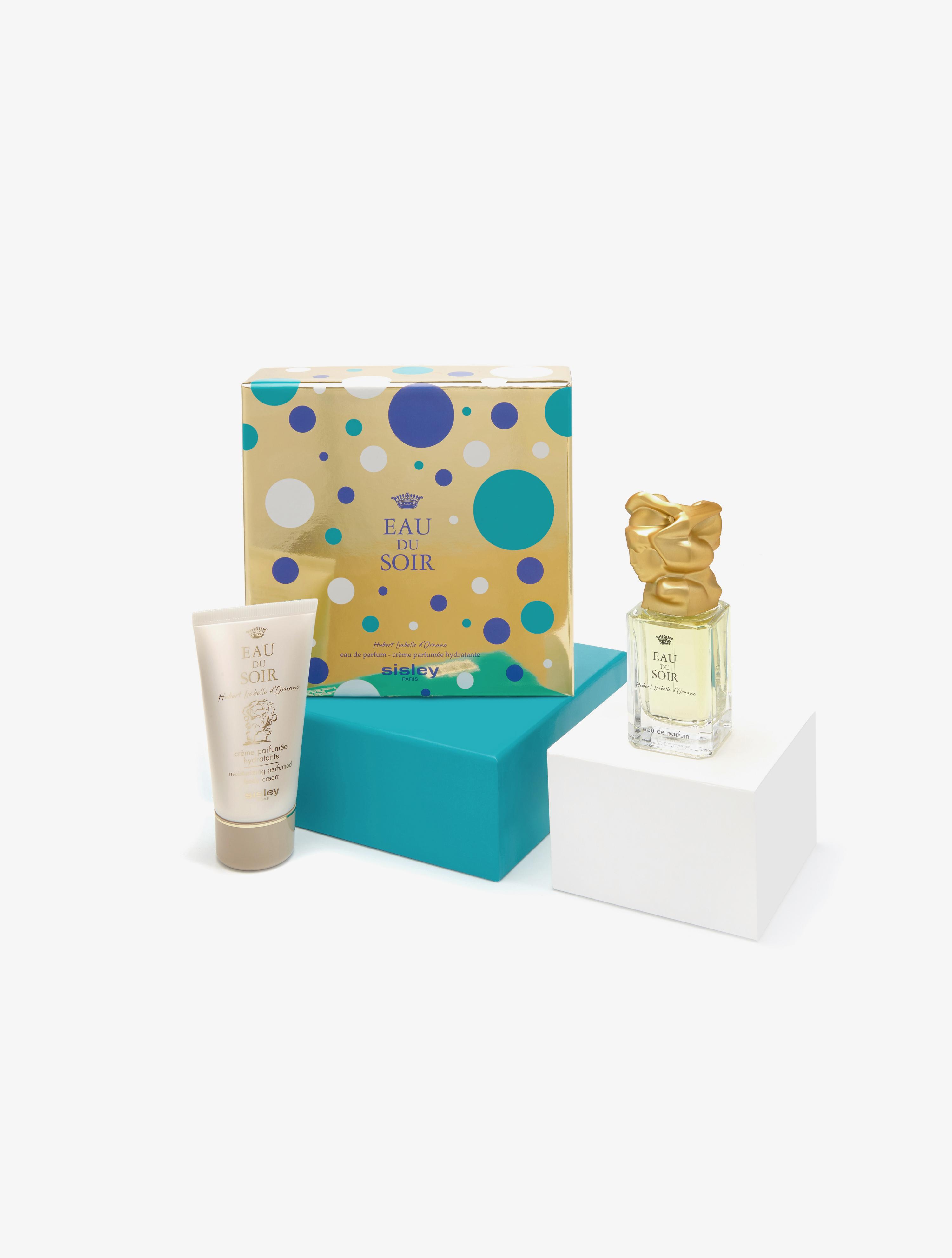 Eau du Soir Set №1 sisley парфюмированное мыло eau du soir парфюмированное мыло eau du soir 100 г